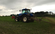 Aj agri contracts with Slurry spreader/injector at Markham
