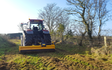 B.s contracts  with Verge/flail Mower at Drumaknockan Lane