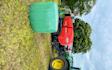 Kb græs service  med Wrapballepresser ved Hornsyld