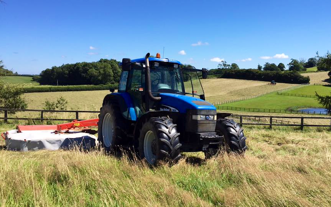 Scott walton contracting  with Mower at United Kingdom
