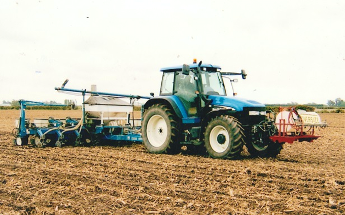Thian agri ltd with Drill at Southbridge