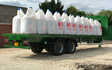 J turner contracting with Fertiliser application at Coningsby
