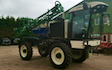 Russell price farm services with Self-propelled sprayer at Castle Frome
