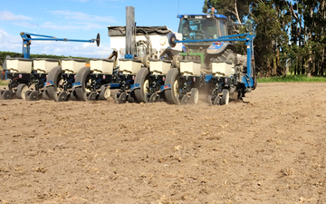 Thian agri ltd with Drill at Southbridge