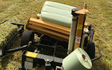Martins græs og haveservice med Indpakning ved Randers