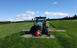 Chapman agriculture ltd  with Mower at Cust