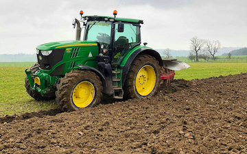 Mike dowling contracting with Plough at United Kingdom