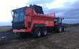 Agrii-natural ltd  with Manure/waste spreader at Nocton