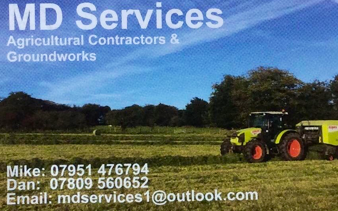 Md services  with Hedge cutter at Saron