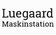 Luegaard maskinstation med Rendegraver ved Frederikssund