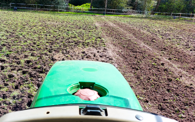 Smith all terrain contracting with Tractor under 100 hp at Godalming