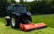 Clark farms  with Verge/flail Mower at Hangram Lane