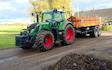 Skebjerg anlæg aps  med Traktor 201-300 hk ved Rudkøbing