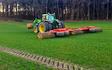 Lystrup og jomfruens egede godser med Traktor 201-300 hk ved Faxe