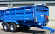Archie cansdale trailer hire  with Truck at United Kingdom