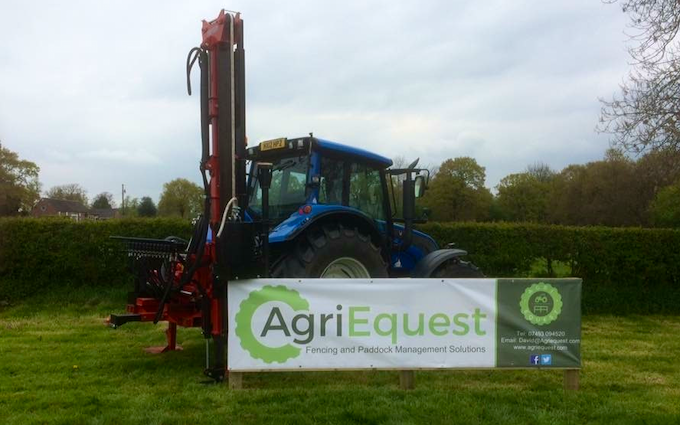 Agriequest with Fencing at Marbury