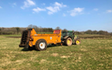Tom bardwell contracting  with Manure/waste spreader at Weston-super-Mare