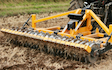 Rjs agri contractors limited with Precision drill at Waterlooville