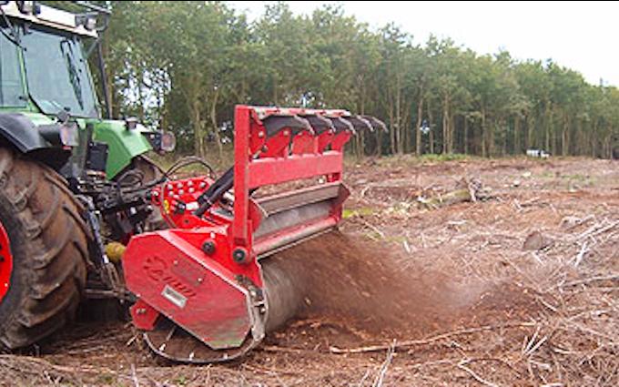 Grenknuserens skovservice med Knuser ved Hobro