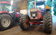 Ms maskinservice med Traktor 101-200 hk ved Øster-Ulslev