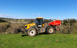 Rob jones with Tractor 201-300 hp at Valetta Way