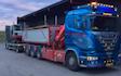 Bjælkehøj entreprenør aps med Lastbil ved Sorø