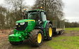 Aeh services with Tractor 100-200 hp at Cholsey