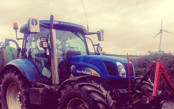 Wardagri with Tractor 100-200 hp at United Kingdom