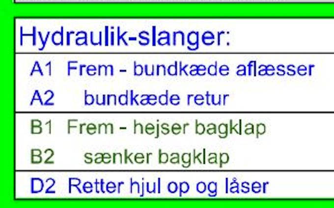 Højgaard - lysabild med Møgspreder ved Sydals