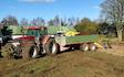 Thorsmark agro a/s med Dumpervogn ved Randers