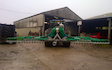 P.r, j.m & s.r houlston agricultural contractors with Slurry spreader/injector at Glaisdale