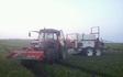 Thorsmark agro a/s med Udbringning med sprøjte ved Randers