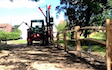 P p groundcare ltd with Fencing at Maulden