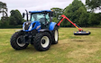 Bhf partnership  with Hedge cutter at United Kingdom