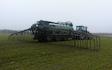 Hjortlund landbrug & maskinstation med Gyllevogn med slangebom ved Grindsted