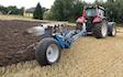 M.s.entreprenør & landbrugsservice  med Plov ved Fredericia