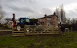 Tractorjon.com with Fencing at United Kingdom