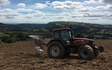 D popham contracting  with Plough at Hensol