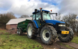 Scott walton contracting  with Tipping trailer at United Kingdom