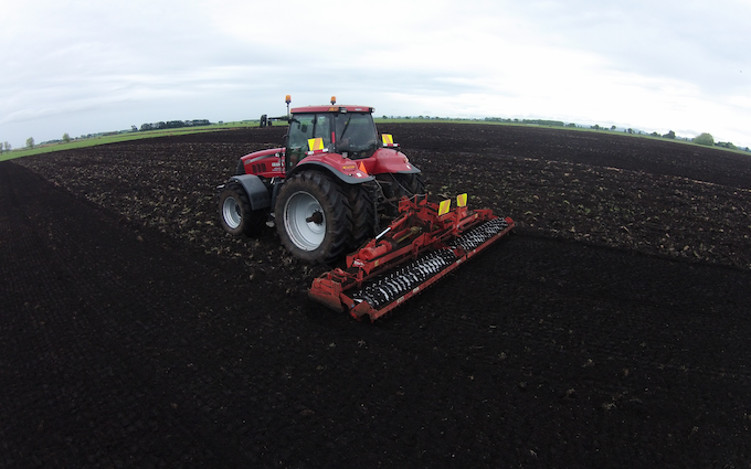 Grain & food limited with Plough at Gordonton