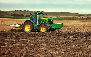 Htbs contracting  with Plough at Chirton