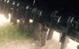 Hjortlund landbrug & maskinstation med Mini-bigballepresser ved Grindsted
