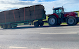 J pearce contractors limited with Flat trailer at Harbledown