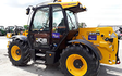 Lamyman grange contractors with Telehandler at Digby