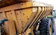 Brønderslev entreprenørforretning med Dumpervogn ved Brønderslev