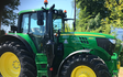Edwards agricultural services  with Tractor 100-200 hp at Chorley