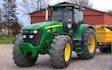 Chr. vesti med Traktor 201-300 hk ved Ugerløse