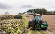 Jf agri contracts  with Hedge cutter at Comber