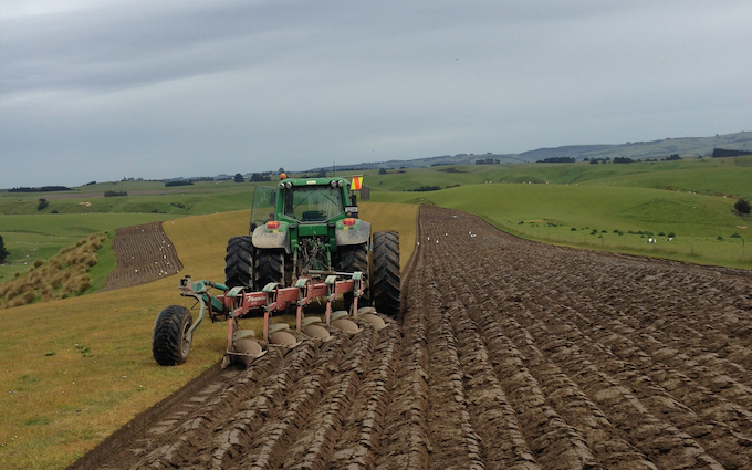 H. j. allison contracting with Plough at Milton