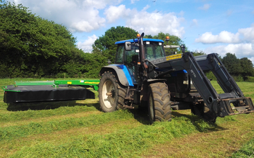 K h contracting  with Mower at Streatley